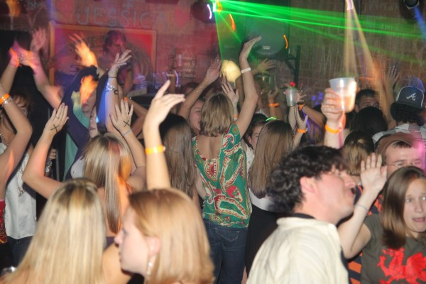 College Night: Thursday at Bourbon Street on Main