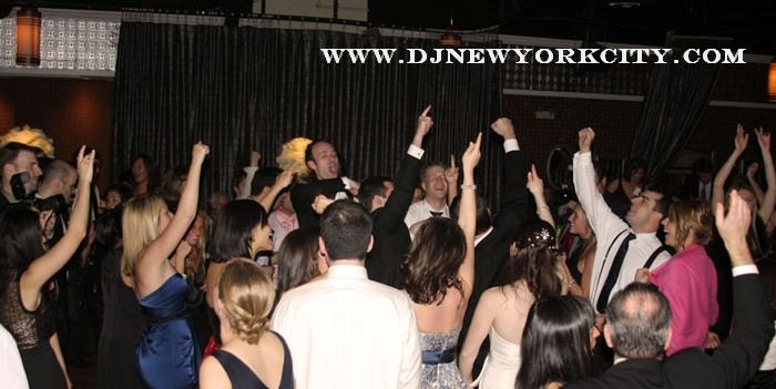 Photo of wedding at The Lighthouse at Chelsea Piers.