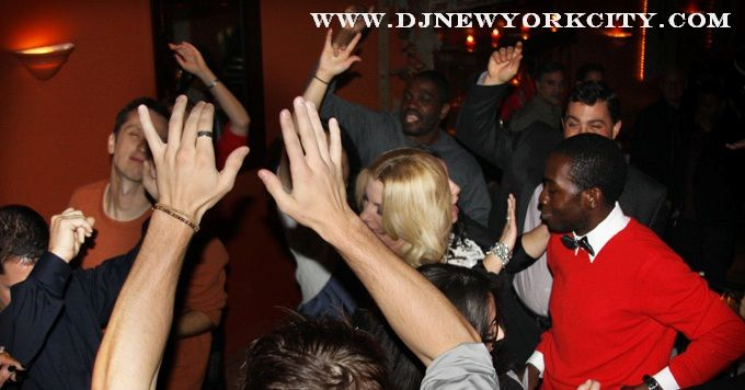 Photo of private party at Bricco restaurant.
