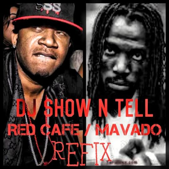 RED CAFE:MAVADO