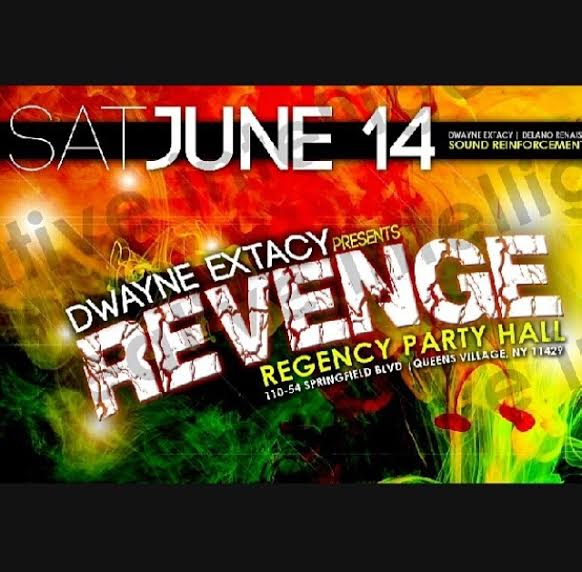 dwayne extacy revenge