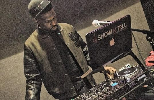 dj show n tell at stage 48