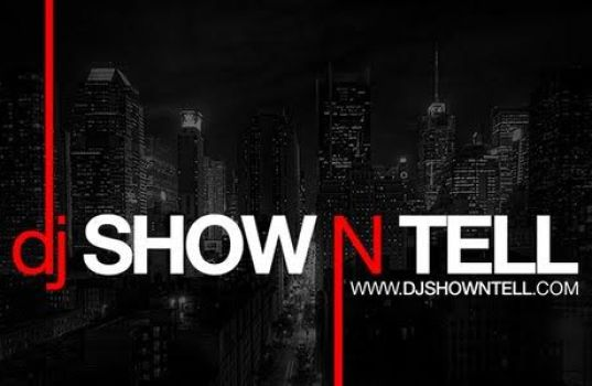 DJ SHOW N TELL LOGO