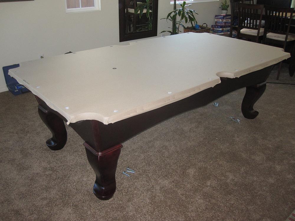 C L Bailey Elayna Pool Table Install Dk Billiards Pool