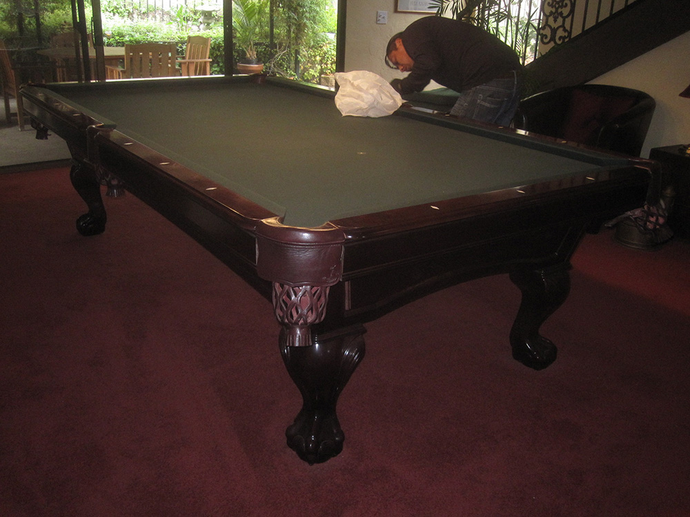 How To Safely Move A Pool Table Long Distance Dk