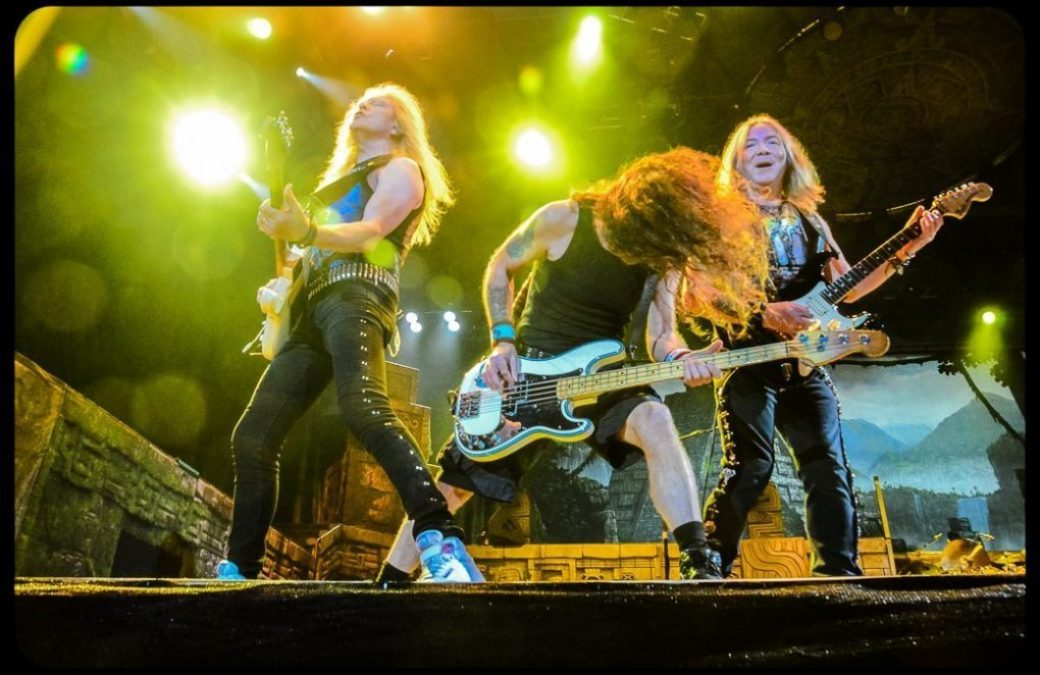 REVIEW OF HOW SA ROCK FANS JUST GOT ROCKED BY IRON MAIDEN