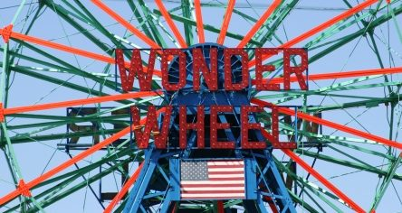 Google Wonder wheel