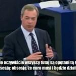 Nigel Farage: Prosta lekcja ekonomii