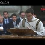 Uroczysta Liturgia Wigilii Paschalnej 2015
