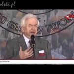 """""""Po Panu Bogu najbardziej kocham Polskę!"""""""