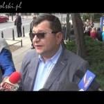 Zbigniew Stonoga, cała konferencja prasowa bez cenzury