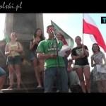 Manifestacja antyimigracyjna