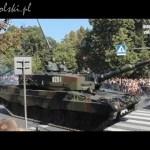 Relacja z defilady wojskowej w Al. Ujazdowskich 15.08.15