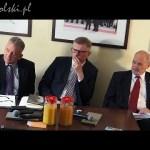 Debata o roli prezydenta Lecha Kaczyńskiego w likwidacji WSI