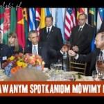 Nie było spotkania Dudy z Obamą!