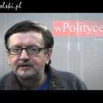 O krytyce zachodnich mediów wobec rządu, którego jeszcze nie ma