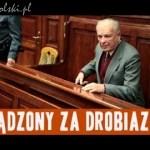 Drobiazgi Kiszczaka