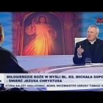 Miłosierdzie u bł. Michała Sopoćki – Śmierć Jezusa cz.I