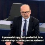 Ryszard Legutko o wędrówce ludów