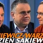 Tydzień Sakiewicza – Liziniewicz, Warzecha
