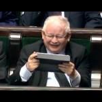 Śmiech Kaczyńskiego