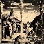 Jezus na na krzyżu