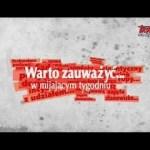 """""""Warto zauważyć…W mijającym tygodniu"""" (22.04.2016)"""