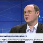 Konsekwencje rezolucji PE