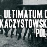 Ultimatum dla kaczystowskiej Polski – relacja niemieckiej telewizji