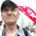 """""""AntyKOD to faszyści, kanalie i gluty"""""""
