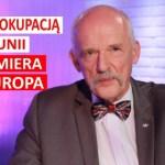 Pod okupacją Unii umiera Europa!