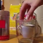 petru szklanka filizanka cukier