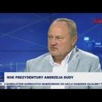 Rok prezydentury Andrzeja Dudy