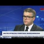 Skutki wybuchu Powstania Warszawskiego