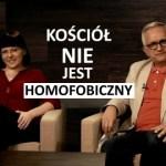 Kościół nie jest homofobiczny