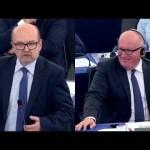 Ryszard Legutko znowu broni Polski w PE