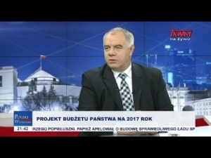 Projekt budżetu na 2017 rok
