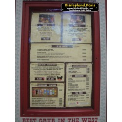 Small Crop Of Cook Out Menu