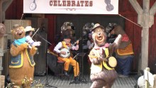 12th April 2012: Frontierland Celebrates!