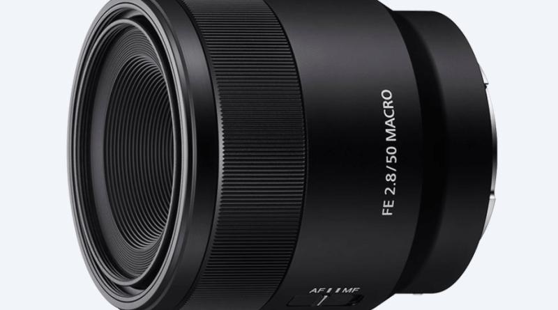 S0NY FE 50 mm F2.8 Macro SEL50M28
