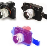 The A7 vs Leica M9 vs Canon 5D size comaprison (by Vaclav Mach) | Mirrorless Rumors