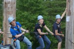 Teamsicherung Pamper Pole