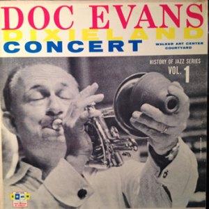 Doc Evans Walker Concert 1