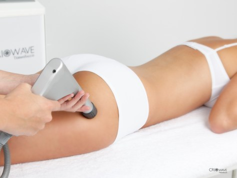 traitement de la cellulite par onde de choc