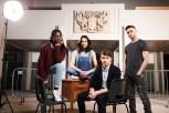 Vivian Oparah, Sophie Hopkins, Greg Austin, Fady Elsayed - (C) BBC - Photographer: Ray Burmiston