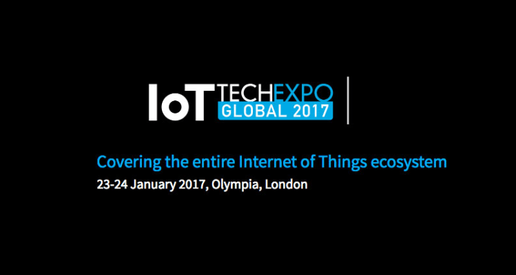 internet of things tech expo london