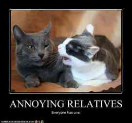 annoyingrelatives