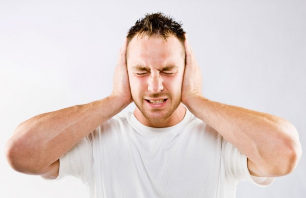 Tinnitus is usually more noticeable in a quiet environment 2