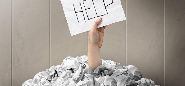 Aide sur le pelliculage d'un document prépresse