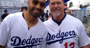 Matt Kemp and Mark McGwire